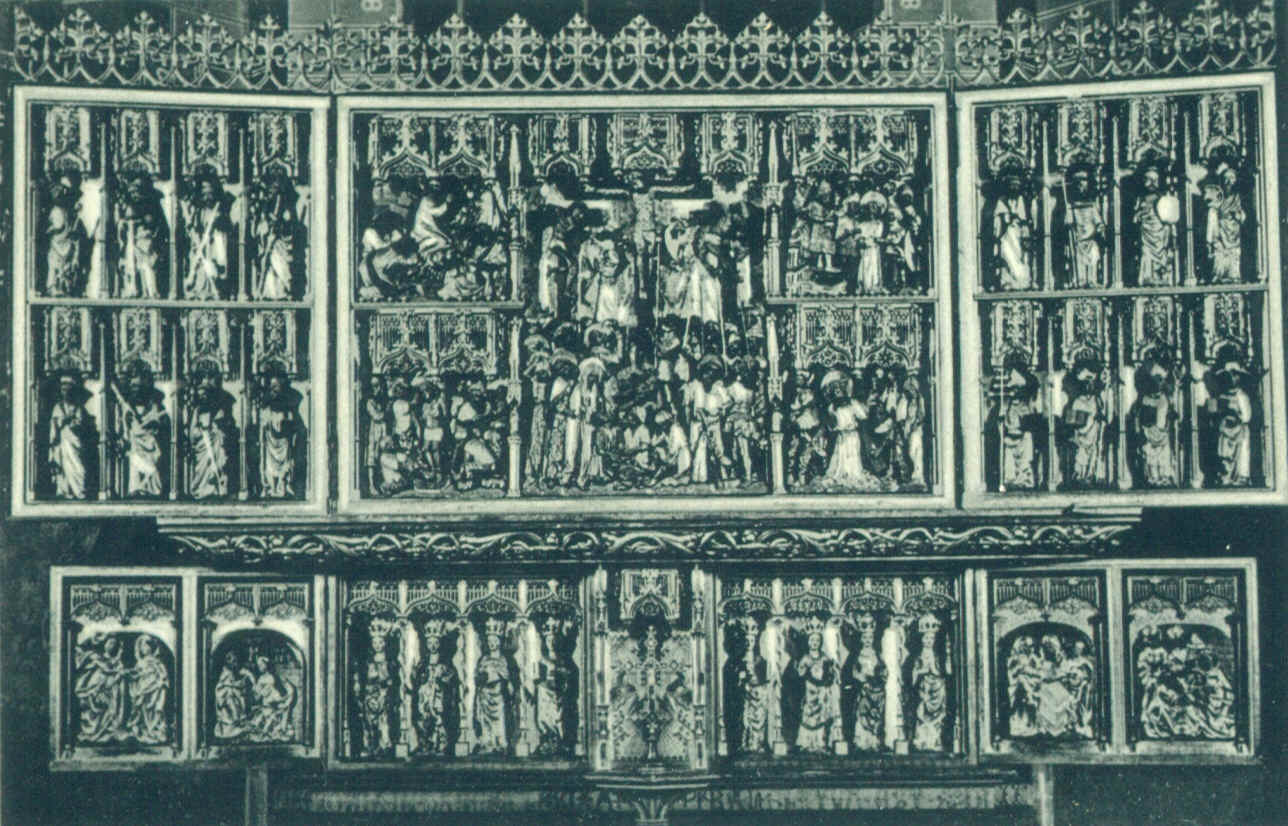 Hochaltar / High Altar (Detail)
