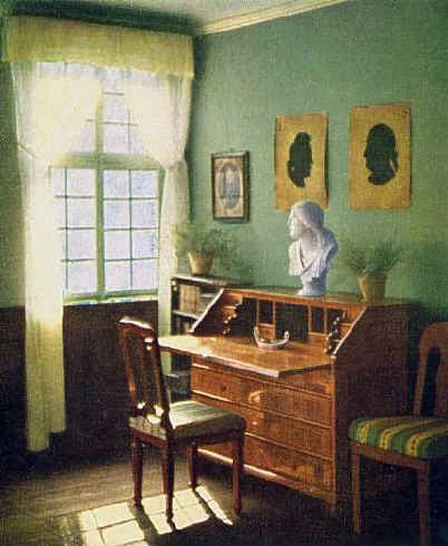 Goethe's Writing Desk