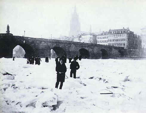 The hard winter of 1914/Dem harten Winter 1914
